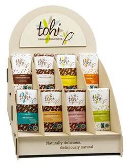 Ciocolata 70g Tohi